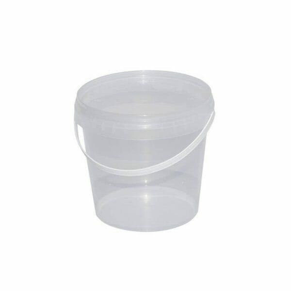 Kibirėlis plastikinis 1000 ml