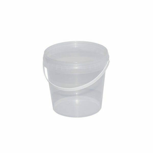 Plastikinis 770 ml kibirėlis